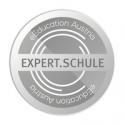 """Schulen, die in vielen Bereichen über ausgezeichnete digitale Kompetenzen verfügen, werden von der Initiative """"eEducation Austria"""" als Expert-Schule ausgewiesen."""